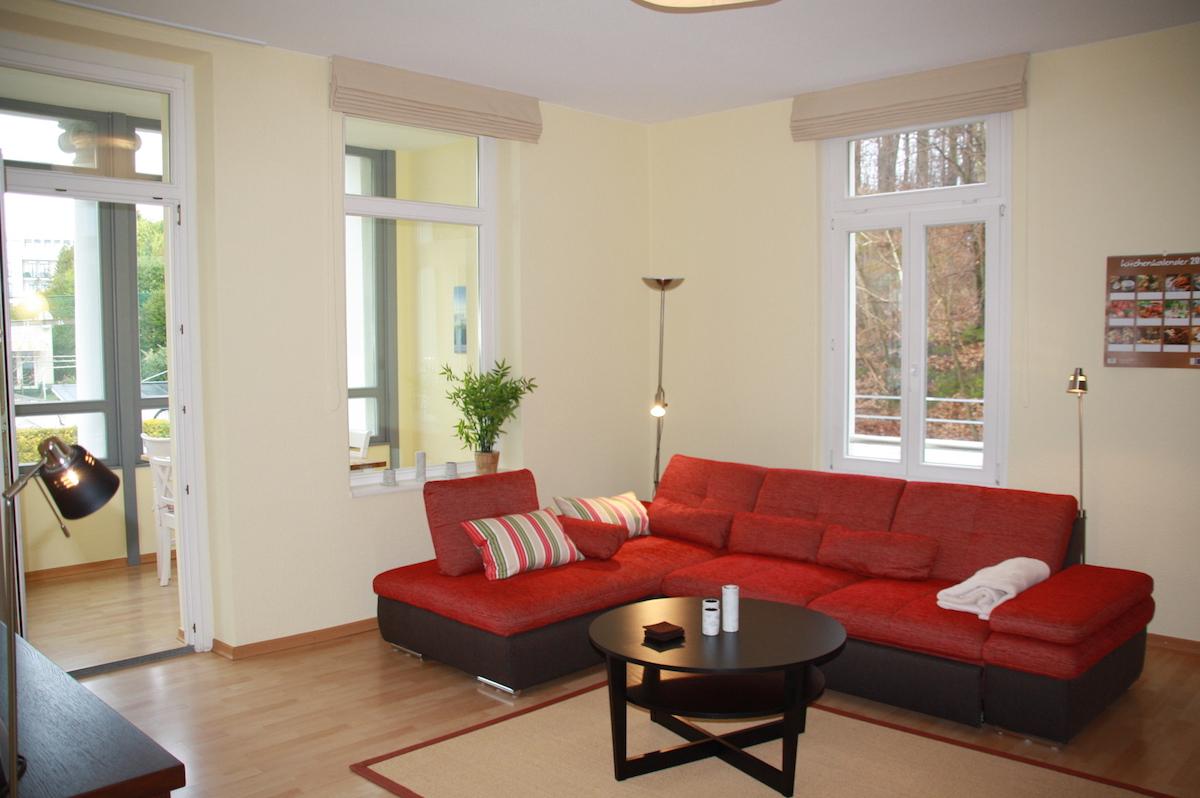 Appartement 23 ferienwohnung sellin villa odin for Appartement sellin