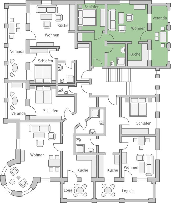 Appartement 34 - Ferienwohnung Sellin - Villa Odin - Urlaub auf ...